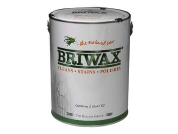 Wax Polish Original Medium Brown 5 litre